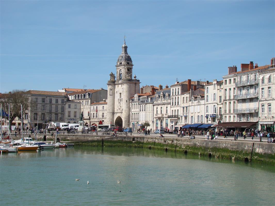 Camping La Rochelle Camping La Taillee